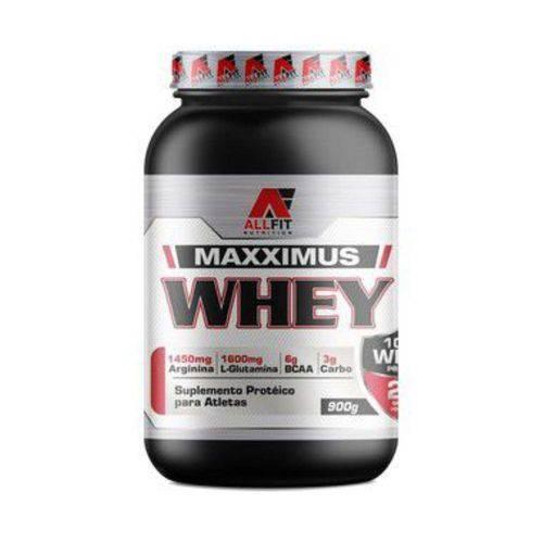 Maxximus Whey Protein 900gr Morango