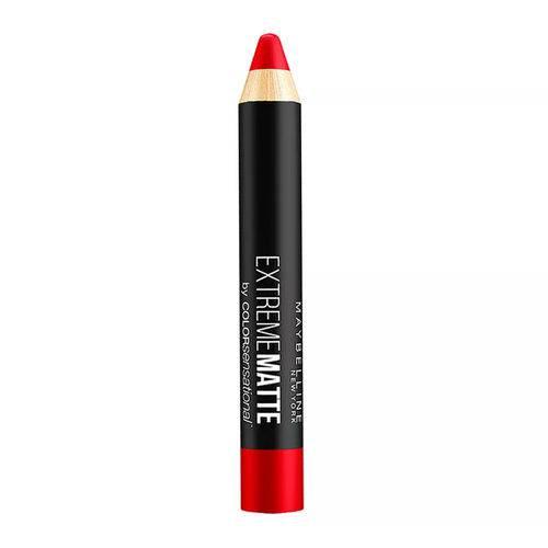 Maybelline Batom Lápis Extreme Matte - Cor 70 Quero Tudo