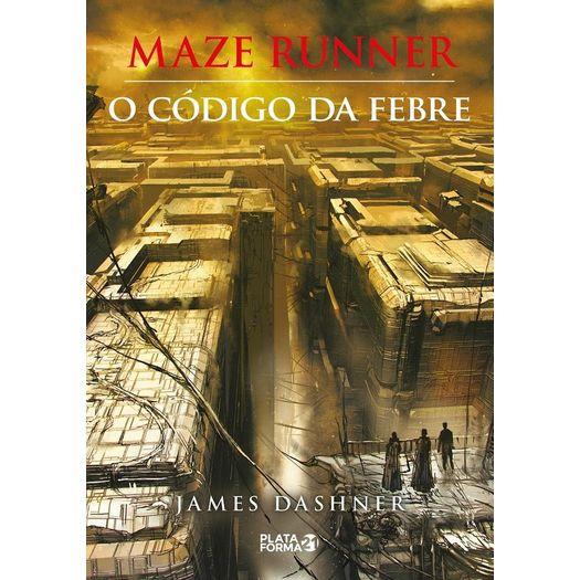 Maze Runner - o Codigo da Febre - Vergara e Riba