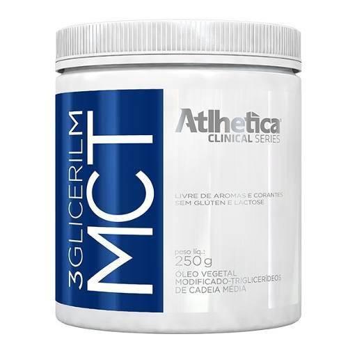 MCT 3 Gliceril M em Pó Atlhetica Clinical Series
