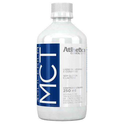 MCT 3GlicerilM 250ml - Atlhetica Nutrition
