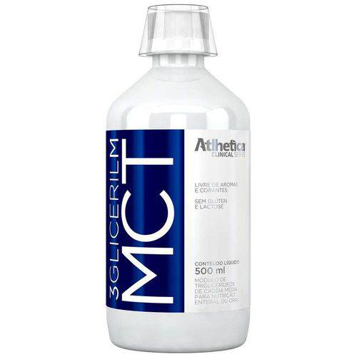 Mct 3 Glicerilm - Atlhetíca Nutrition