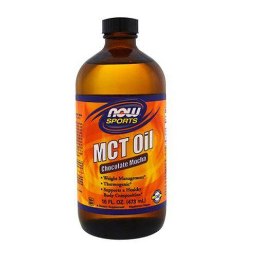 Mct Oil (473ml) - Now Foods