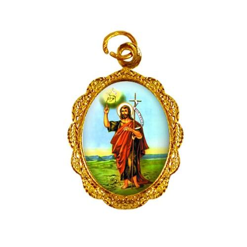 Medalha de Alumínio - São João Batista | SJO Artigos Religiosos