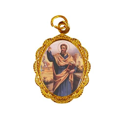 Medalha de Alumínio - São Paulo | SJO Artigos Religiosos
