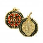 Medalha de São Bento Mini - 1 Cm | SJO Artigos Religiosos