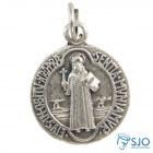 Medalha de São Bento Redonda | SJO Artigos Religiosos