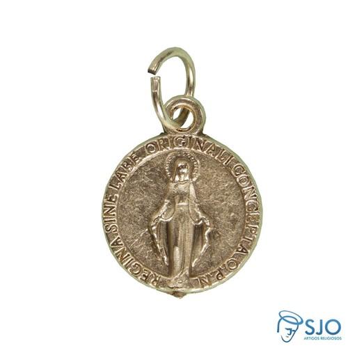 Medalha Milagrosa - 1,8 Cm | SJO Artigos Religiosos