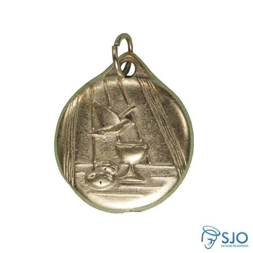 Medalha Redonda do Divino | SJO Artigos Religiosos