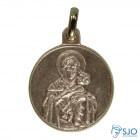 Medalha Redonda Mãe Rainha   SJO Artigos Religiosos
