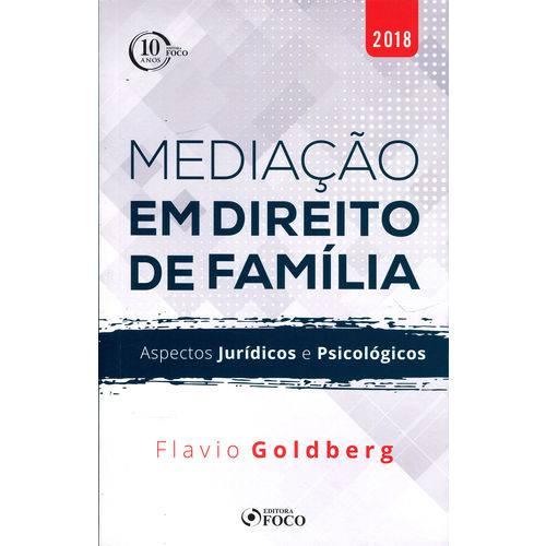 Mediação em Direito de Família