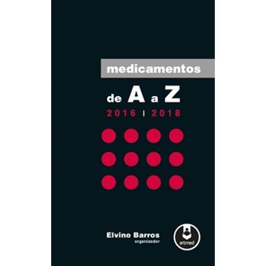 Medicamentos de a A Z - 2016 2018 - Artmed