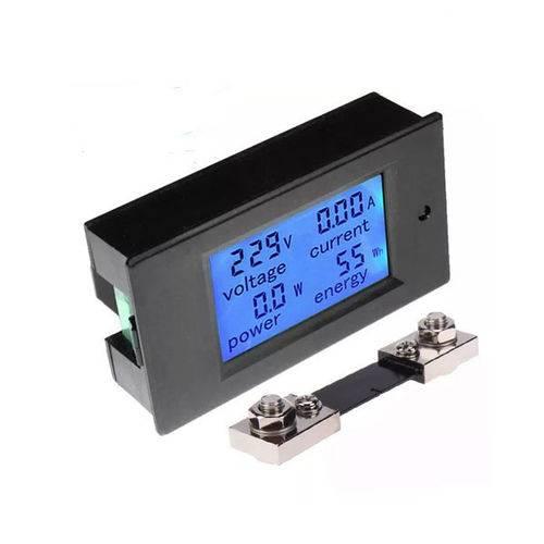Medidor Multifunção 4x1 100a Dc