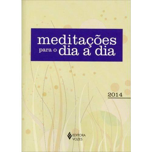 Meditações para o Dia a Dia - 2014 - Nova Ortografia