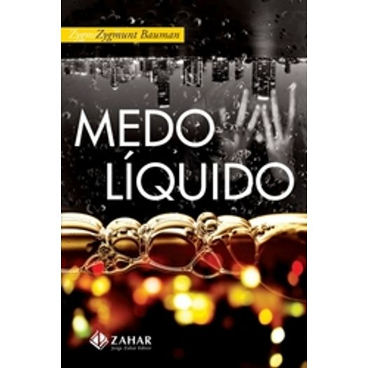 Medo Liquido - Zahar