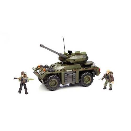Mega Bloks Call Of Duty Invasão Apc - Mattel