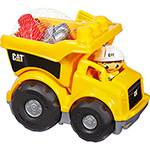 Mega Bloks First Builders Cat Caminhão - Mattel