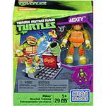 Mega Bloks Tartarugas Ninja Animation Treino Rua Michelangelo - Mattel