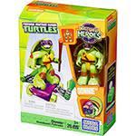 Mega Bloks Tartarugas Ninja JR com Skate Donatello - Mattel