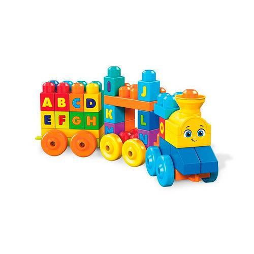 Mega Bloks Trem Musical Abc - Mattel