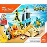 Mega Construx Pokémon Batalha Pokémon Squirtle Vs Charmander - Mattel
