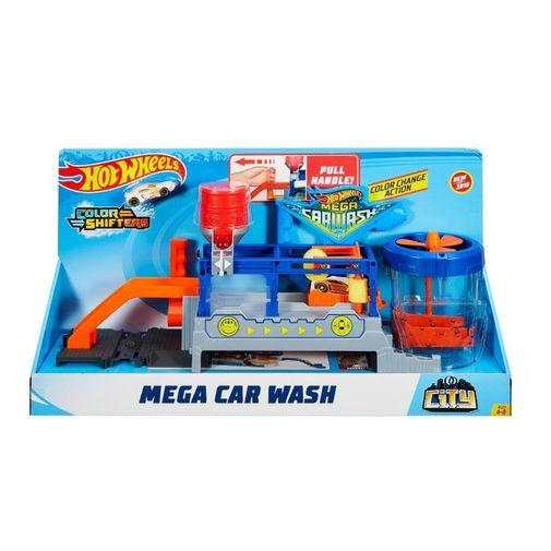 Mega Lava-Rápido Hot Wheels City - Mattel
