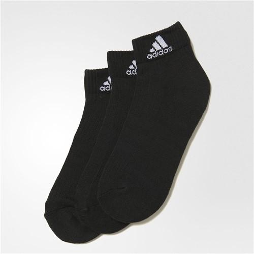Meia Adidas Ankle Mid Cushion 3PPK AA2286