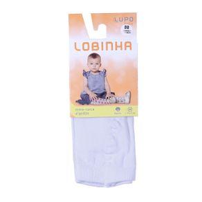 Meia-Calça Lupo Infantil para Menina - Branco BB