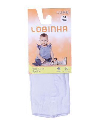 Meia-Calça Lupo Infantil para Menina - Branco