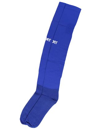 Meia de Futebol Masculina Topper Drible Azul