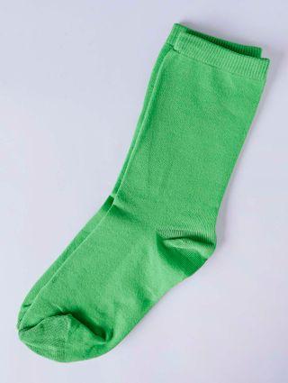 Meia Feminina Autentique Verde