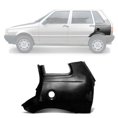 Meia Lateral Traseira Fiat Uno 1993 a 2003 4 Portas - Lado Motorista