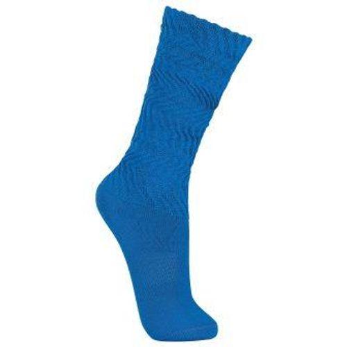Meia Lupo Aerobica (Adulto) Tamanho: U | Cor: Azul Mistico | Calçados: 36 a 39