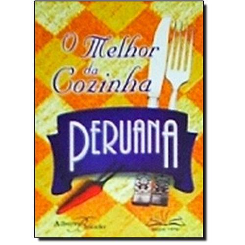 Melhor da Cozinha Peruana, o - Mini Livro
