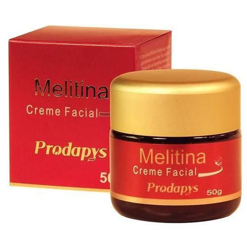 Melitina Creme Facial Anti Rugas 50g Prodapys