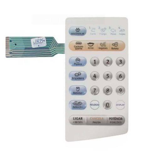 Membrana Electrolux Microondas 21.20.019 Me18s Esq