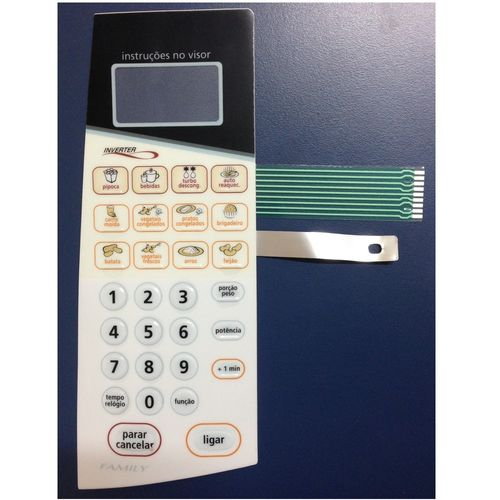 Membrana Microondas Panasonic Nns65bh