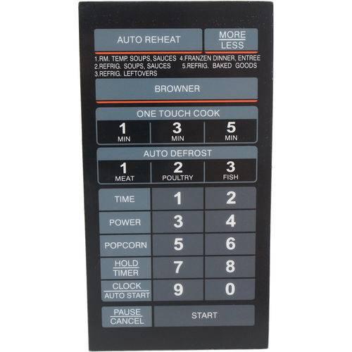 Membrana Samsung Mw 5900t (2955) - M0184