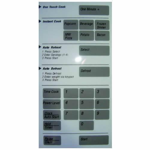 Membrana Samsung Mw 6630t/6730t (2745) - M0195