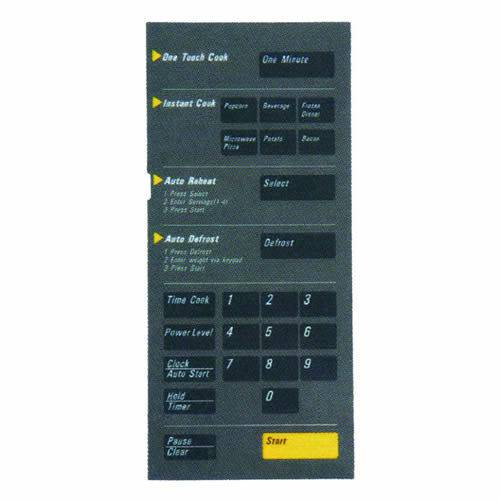 Membrana Samsung Mw 8620 (9092) - M0205