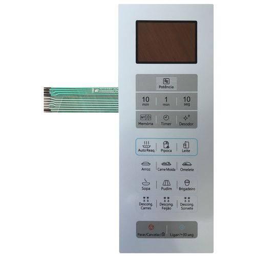 Membrana Teclado Microondas Panasonic Nnst 354w Nn St 354 W