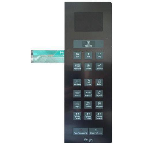 Membrana Teclado Microondas Panasonic Nnst 674 Nn St 674