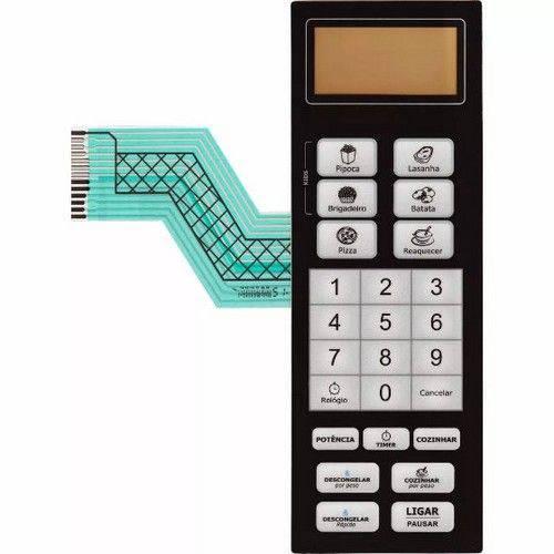 Membrana Teclado Microondas Philco Pme32 Pme 32