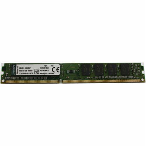 Memoria 4 Gb Ddr3 1600 Mhz Kingston