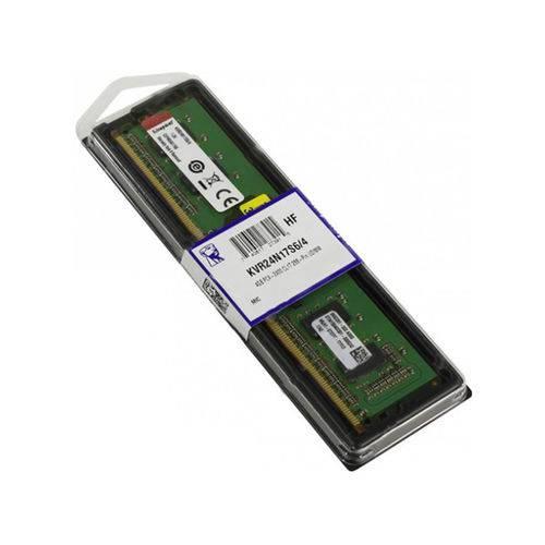 Memoria 4 Gb Ddr4 2400 Mhz Kingston