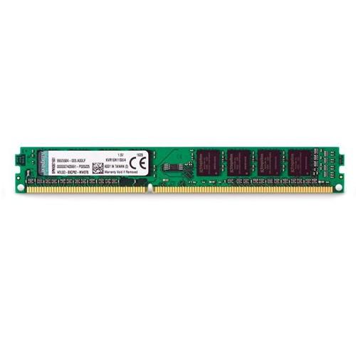 Memória 4GB DDR3 1600MHz CL11 KVR16N11S8/4 Kingston