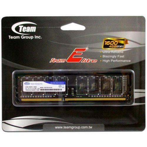 Memoria DDR3 4GB/1600 Team Group