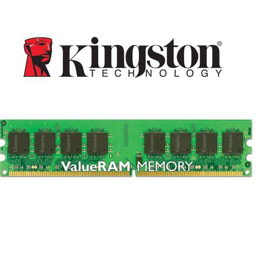 Memória Kingston Desktop DDR3 4GB 1600Mhz CL11 Dimm KVR16N11S8/4