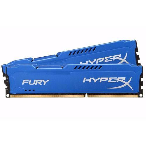 Memória Kingston HyperX FURY 8GB 1866Mhz DDR3 CL10 Blu Series