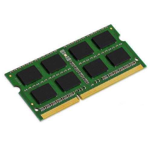 Memoria Kingston Value Ram 8GB DDR3L Sodimm 1600 KVR16LS11/8